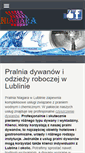 Mobile Preview of pralnianiagara.pl